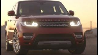2014 Range Rover Sport DESIGN