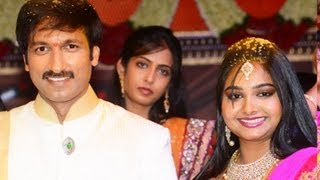Video Gopichand Reshma Wedding Reception Video - 01 MP3, 3GP, MP4, WEBM, AVI, FLV Mei 2019