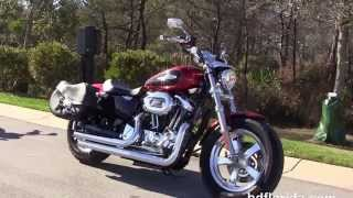 10. Used 2012 Harley Davidson Sportster 1200 Custom for sale in FL