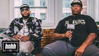 "Royce Da 5'9 & DJ Premier on ""PRhyme 2,"" Trap Music & More (HNHH Interview 2018)"
