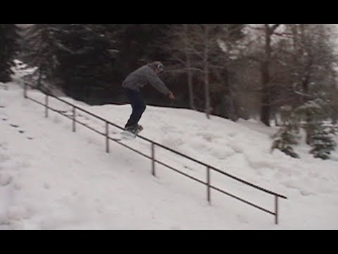 AARON KYRO SNOWBOARD VIDEO PART 2002 – AKWHL