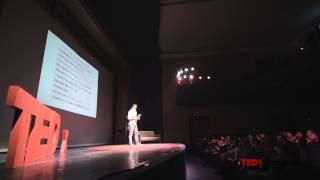 Nu rişti, nu câştigi   Andrei Păunescu   TEDxConstanta