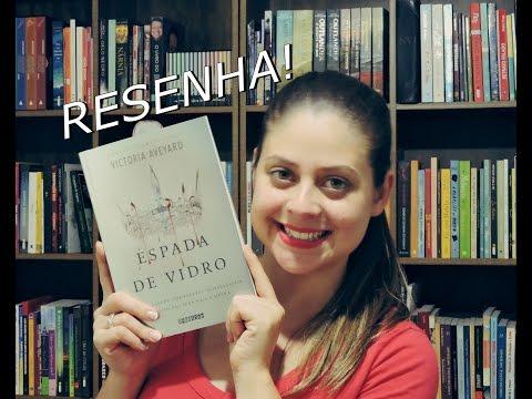 ESPADA DE VIDRO por Victoria Aveyard | RESENHA