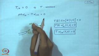 Mod-01 Lec-01 Transverse Vibrations Of Strings - I