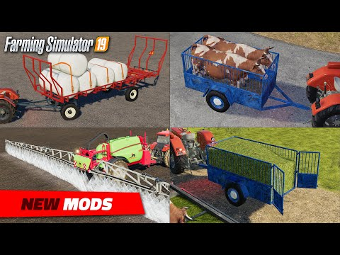 One Axle Trailer v1.0.0.0