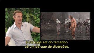 Alexander Skarsgard comenta sobre as filmagens de Tarzan.Acompanhe a HBO Brasil:HBO Facebook: https://www.facebook.com/HBOBR/ HBO Twitter: https://twitter.com/HBO_Brasil HBO Snapchat: @HBO_SnapHBO Instagram: https://www.instagram.com/hbobr HBO Periscope: @HBO_Brasil HBO GO: http://www.hbogo.com.br/Sobre a HBO Brasil:A HBO é um canal premium de televisão, que oferece séries, documentários e filmes exclusivos, além do conteúdo original, que conta com séries premiadas como Game of Thrones, O Negócio, Girls, Silicon Valley e Vinyl.