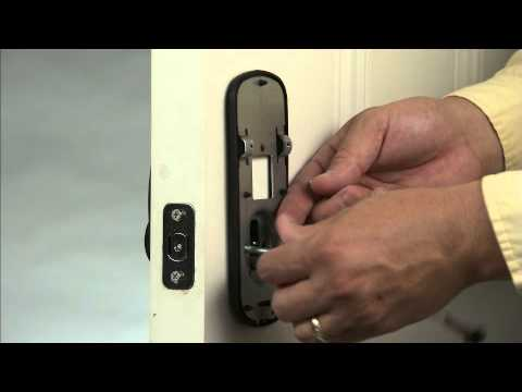 Yale Real Living Touchscreen Deadbolt Installation