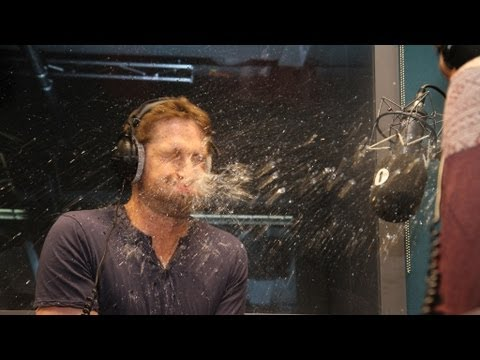 Gerard - Gerard Butler takes on Chris Stark for another edition of Innuendo Bingo on BBC Radio 1's Scott Mills Show.
