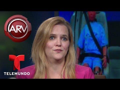 Peligros por no usar el cinturón de seguridad   Al Rojo Vivo   Telemundo
