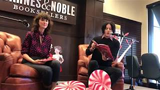 """Jack White book reading  """"We're Going to be Friends"""", Barnes & Noble, LA, 11.4.17"""