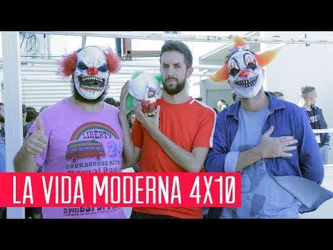 La Vida Moderna 4x10...es guardar todo el porno del iPad debajo del colchón