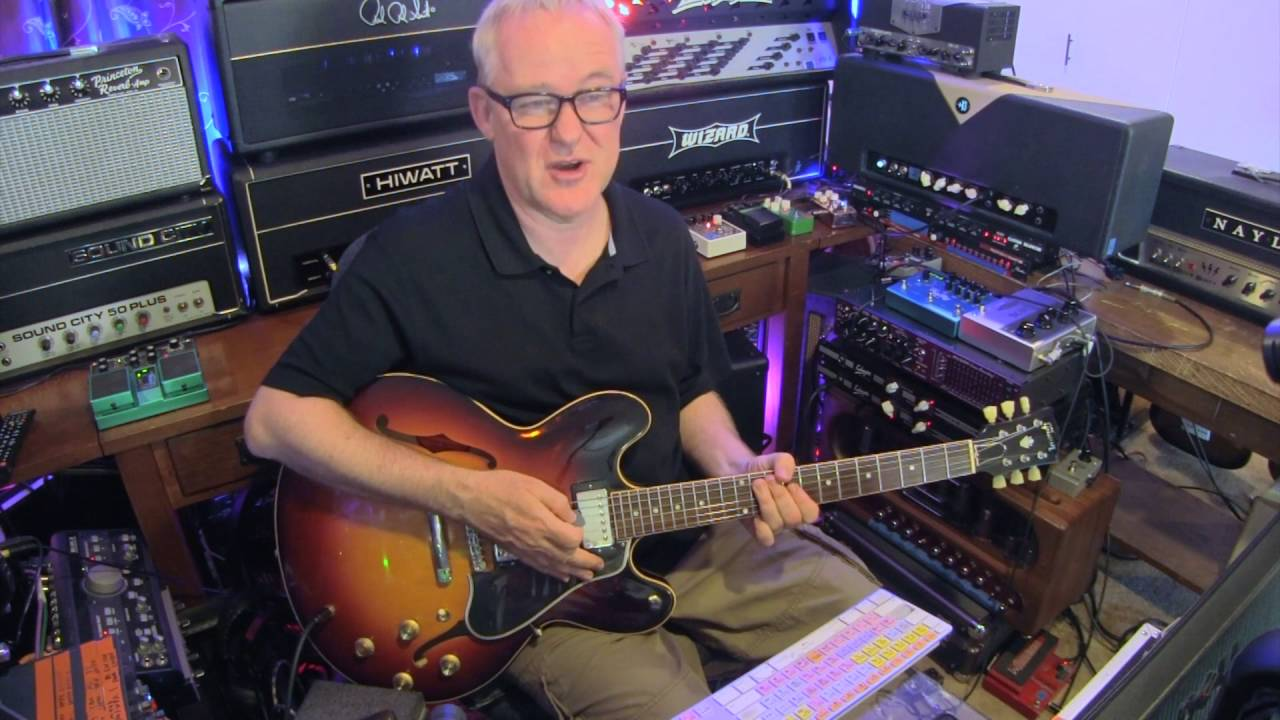 B.B. King Style Guitar Lesson | How To Play Electric Blues Guitar | Tim Pierce | Lead Guitar Solo |