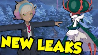 NEW CROWN TUNDRA LEAKS! 2 New Pokemon | Calyrex Fusion | And More! by Verlisify