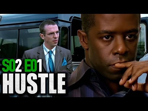 Hustle: Season 2 Episode 1 (British Drama) | GOLD RUSH | BBC | Full Episodes