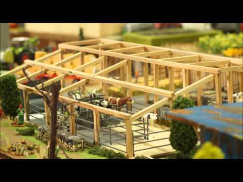 Exposition de Miniatures Agricoles à Ramburelles (80) le 1 Mars 2015