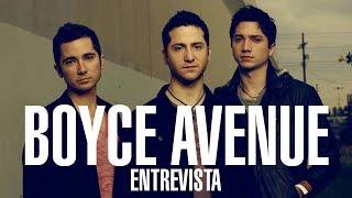 BOYCE AVENUE - ENTREVISTA COM A ANTENA 1