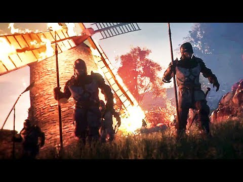 A PLAGUE TALE Cinematic Trailer (PS4 / Xbox One / PC)