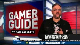 It's the first Gamer Guide w/ Matt Barnette of 2016 *kermit flailing* So, after a much needed break, Matt is back with not just one...