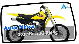 8. LOOK THIS!!! 2017 Suzuki RM85 Price & Spec