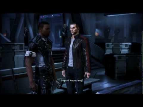 Mass Effect 3 : Im NOT Gay Mr. Steve Cortez! (видео)