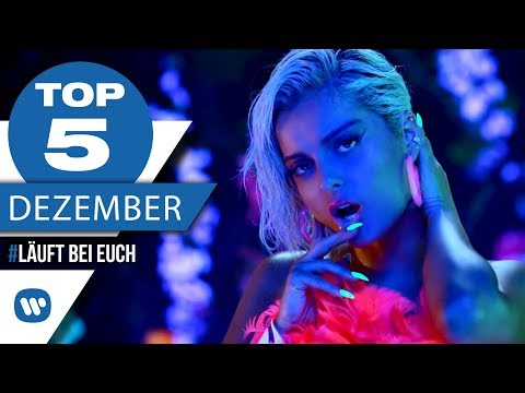 MUSIK CHARTS 2018 IM DEZEMBER – Die besten Musikvideos I #LäuftBeiEuch