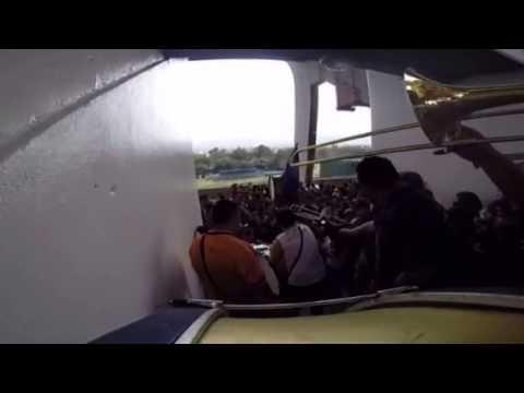 CAR´sC PUMAS vs america J8 Clausura 2014 - La Rebel - Pumas