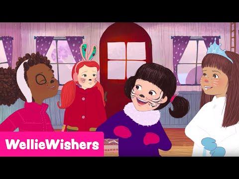 Copy Cat | Animated Series Season 1 Full Episode 4 | @American Girl WellieWishers