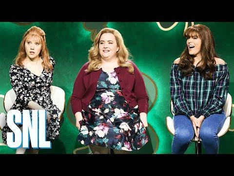 Irish Dating Show - SNL