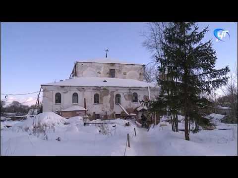 Реставрация церкви Ильи Пророка на Славне принесла ученым ряд интересных открытий