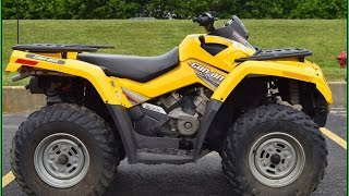 7. 2007 BRP Can Am Outlander 500 H.O. EFI for sale at Monster Powersports