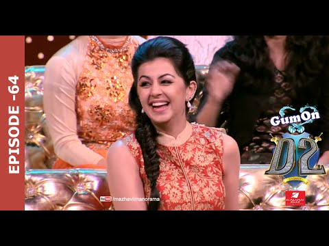 D2 D 4 Dance Episode 64 - Nikki Galrani gets a pleasant surprise