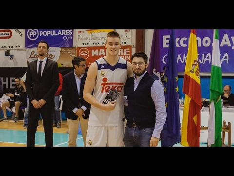 ANGT Coin: MVP Luka Radoncic, Highlights
