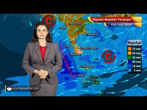 Weather Forecast July 15 Heavy Rains in Dehradun, Ambala, Bahraich, Gorakhpur and Cherrapunji