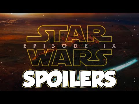Star Wars Episode 9 Spoilers All Out War! And Luke Skywalker Update [Star Wars Episode IX]