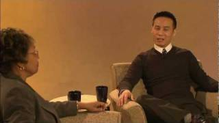 Diversity Conversation With B.D. Wong