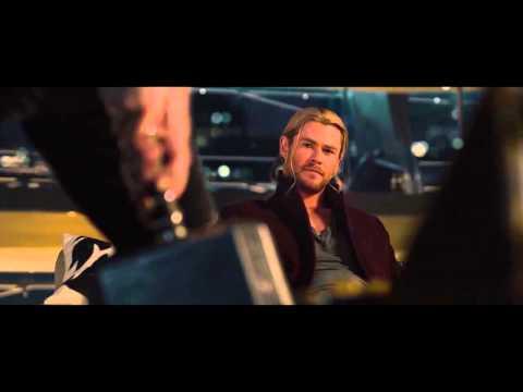 Avengers: Age of Ultron ngồi lót dép hóng thôi Chất quá