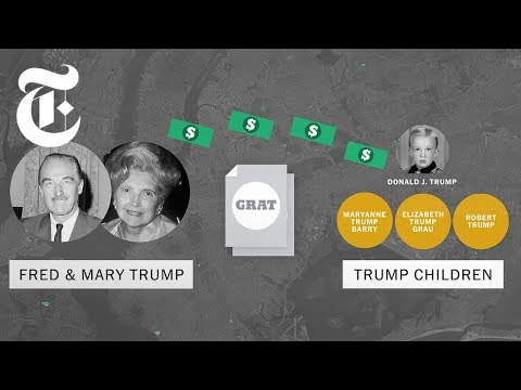 How The Trumps Held On to Generational Wealth | NYT News