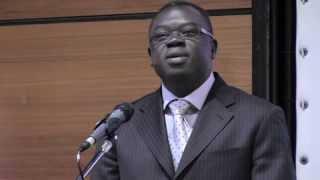 Olivier Amah - Conférence Synergie-Togo 2013: Mascarades électorales en Afrique - Cas du Togo