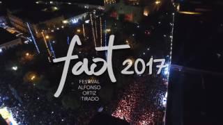 Clausura FAOT 2017 Orquesta Filarmónica de Sonora y Los Ángeles Azules