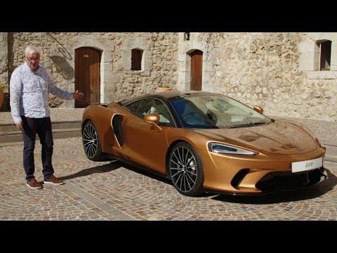 McLaren GT - ein alltagstauglicher Sportwagen? / F.A.Z. ...