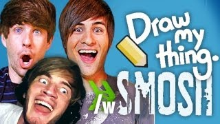 Smosh Draws My Thing!