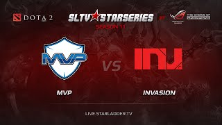 Invasion vs MVP Phoenix, game 2