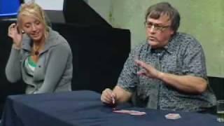 Video Close-up card magic with a twist | Lennart Green MP3, 3GP, MP4, WEBM, AVI, FLV Agustus 2019