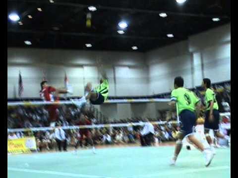 SepakTakraw World Championships 2008 23rd King´s Cup, Bangkog, Thailand