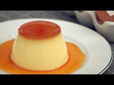 Caramel Custard Pudding [Best Recipe]