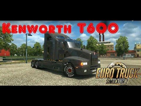 Kenworth T600 1.22.x