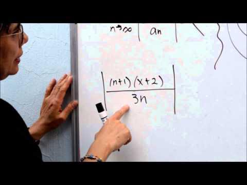 Radio e Intervalo de Convergencia en Series de Potencias Ejercicio 5