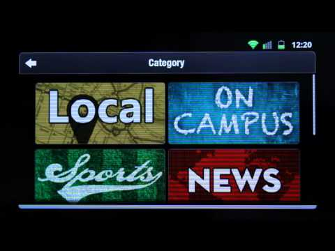 Video of ChannelCaster: Social News