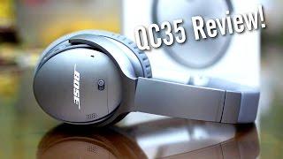 Video Bose QuietComfort 35 QC35: An HONEST Review (2016) MP3, 3GP, MP4, WEBM, AVI, FLV Juli 2018