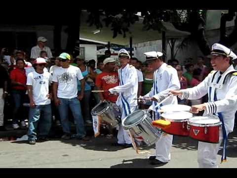 Banda Rosendo López de Rivas en Liberia,15 de set 2009